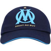 Boné Aba Curva Olympique De Marseille Treino 18 19 Puma - Snapback - Adulto  - faa38ad125f