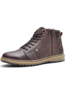 Bota Sayle Araboot -01 Fóssil Nescau Sayle Footwear
