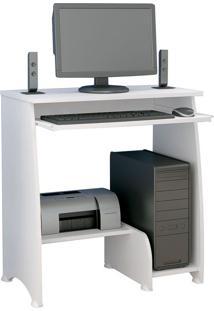 Mesa Para Computador Pixel Branca
