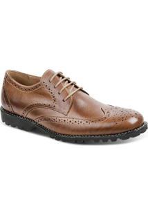 Sapato Social Masculino Derby Sandro Moscoloni Bro