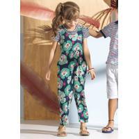 0378f2869 Jardineira Infantil Menina Que Acompanha Blusa Fio Tinto Puc Lab Por Lenny  Niemeyer