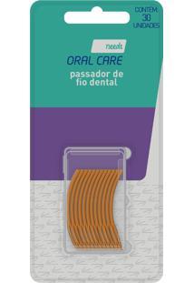 Passa Fio Dental Needs 30 Unidades