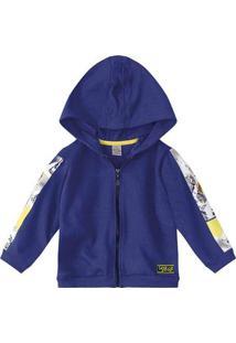 Jaqueta Tigor T. Tigre Infantil - 10209461I Azul