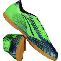 b92d1ecdc809d Chuteira Penalty Storm Speed Vii Futsal Verde