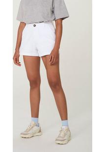 Shorts Feminino Básico Chino