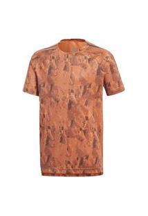 Camisa Adidas Tr Cool Infantil
