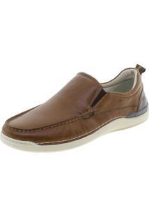 Sapato Masculino Wind Democrata - 233101 Caramelo 37