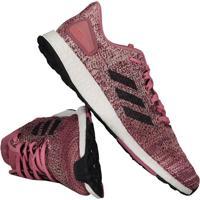 457ec2901 Fut Fanatics. Tênis Adidas Pureboost Dpr Feminino Rosa