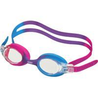 9bd2495bc Drogaria Araujo. Óculos De Natação Infantil Speedo Quick Junior Pink Cristal  ...