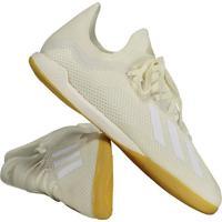 fd9b776fc43c1 Chuteira Esportiva Adidas Off White | Shoes4you