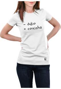 Camiseta Hunter Coxinha Branca