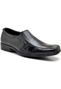 Sapato Social Masculino Side Gore Polo State Elega