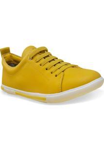 Tenis Fem Cravo E Canela 96755/5 Amarelo