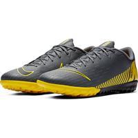 Chuteira Society Nike Vapor 12 Academy Tf - Unissex e60410892d9c1