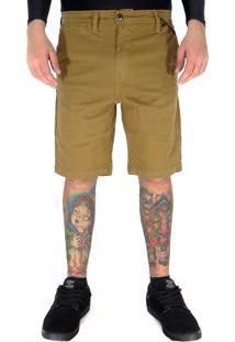 Bermuda Jeans Mcd Walk Cotton Chino Mascavo 40 0c260fe0f73