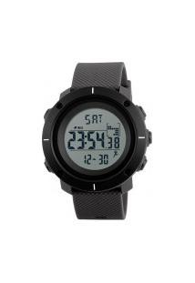 Relógio Skmei Digital -1215- Cinza