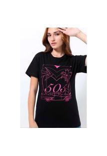 Camiseta Unissex Algodão 505