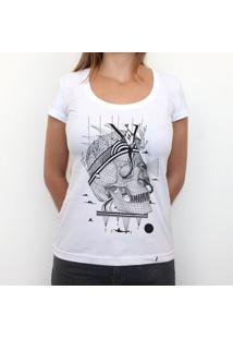 Man X Machine - Camiseta Clássica Feminina