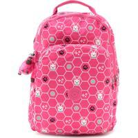 05d78550f Kanui. Mochila Kipling Backpacks Gouldi Pink ...