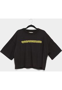 Camiseta Colcci Inspiration Feminina - Feminino