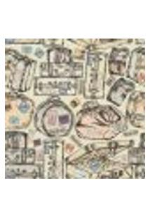Papel De Parede Adesivo - Bags - 009Ppd