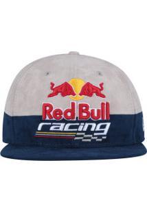 Boné Aba Reta New Era 950 Red Bull Racing Sn 2Tone - Snapback - Adulto - 292e9ef18b8