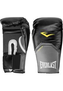 Luva De Boxe Muay Thai Everlast Pro Style - 16 Oz - Masculino 73848b054360d