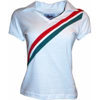 Camisa Liga Retrô Tricolor Rj 1908 - Feminino 6e3b2e7742bef