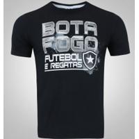 89a01703f8 Camiseta Do Botafogo Sigma - Masculina - Preto