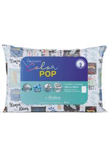 Travesseiro Color Pop 48X68 - Altenburg - Sortida