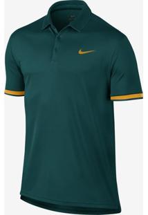 24c62b256765f Camisa Polo Nikecourt Dri-Fit Masculina
