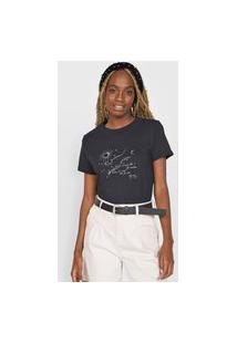 Camiseta Lez A Lez Sun & Moon Preta