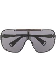 Karl Lagerfeld Óculos De Sol Karl X Carine - Preto
