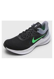 Tênis Nike Nike Downshifter 10 Preto/Azul
