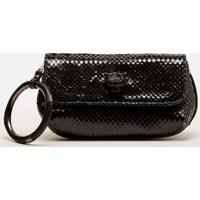 c0431e8c6 Animale. Bolsa Mini Envelope Tigre Preto - U
