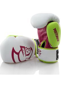 Luva De Boxe Training 12 Oz Rosa Lbtr-12-Rs Pretorian