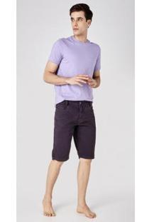 Bermuda Jeans Express Peter Masculina - Masculino-Cinza