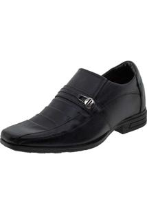 Sapato Masculino Social Parthenon Shoes - Srb6028 Preto 37