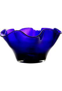 Saladeira Bianco & Nero Azul 14 X 25 Roxo