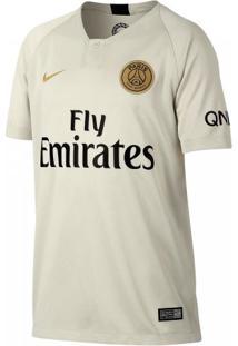 Camisa Infantil Nike Psg Ii 2018/19 Torcedor