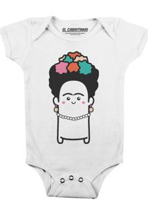 Cuti Frida - Body Infantil