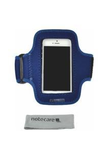 Braçadeira Braço Plus Size Para Smartphone - Unissex