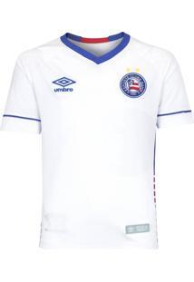 Camisa Umbro Bahia Oficial Sk-1 2018 Infantil