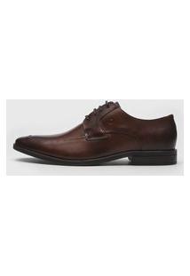 Sapato Social Democrata Tompson Marrom