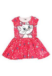 Vestido Regata - Marie - Pink - Disney