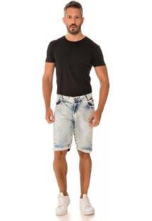 Bermuda Jeans Express Matheus Masculina - Masculino