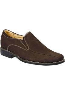 Sapato Masculino Side Gore Sandro Moscoloni Tiago
