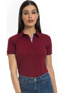 69084e115b9a4 Camisas Polo Aberta Azul Marinho