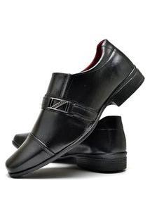 Sapato Social Com E Sem Verniz Fashion Dubuy 820El Preto
