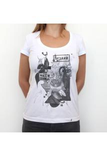 Seja - Camiseta Clássica Feminina